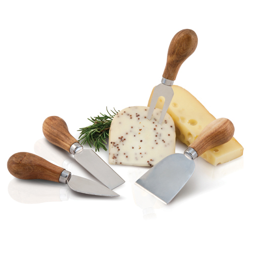 Cheese Serving Knife Set of 4
